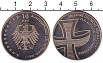 Изображение Монеты Германия 10 евро 2015 Медно-никель UNC 150 лет Морской поис