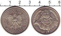 Изображение Монеты Польша 20000 злотых 1994 Медно-никель UNC-