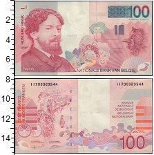 Изображение Боны Бельгия 100 франков 1995  UNC-