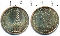 Изображение Монеты Дания 20 крон 2003 Медь UNC