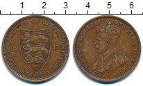 Изображение Монеты Остров Джерси 1/12 шиллинга 1911 Медь XF
