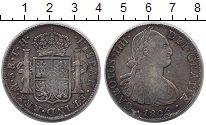 Изображение Монеты Мексика 8 реалов 1805 Серебро XF-
