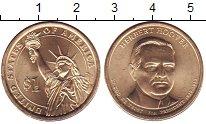 Изображение Мелочь США 1 доллар 2014 Медь UNC