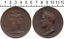Изображение Монеты Франция медаль 1831 Медь UNC-