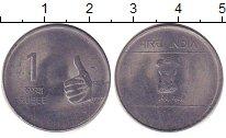 Изображение Дешевые монеты Индия 1 рупия 1978 Медно-никель XF