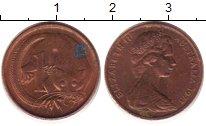 Изображение Дешевые монеты Австралия 1 шиллинг 1978 Медь XF-