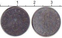 Изображение Дешевые монеты Люксембург 10 франков 1946 Медно-никель VF+