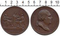 Изображение Монеты Франция Медаль 1821 Медь UNC-