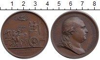 Изображение Монеты Франция Медаль 1814 Медь UNC-