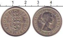 Изображение Монеты Великобритания 1 шиллинг 1964 Медно-никель XF
