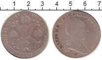 Изображение Монеты Нидерланды 1/2 талера 1788 Серебро VF