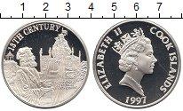 Изображение Монеты Острова Кука 50 долларов 1997 Серебро Proof