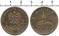 Изображение Монеты Польша 2 злотых 2006 Латунь XF Калиш