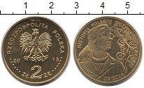 Изображение Монеты Польша 2 злотых 2013 Латунь XF
