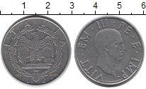 Изображение Монеты Италия 2 лиры 1939 Медно-никель VF