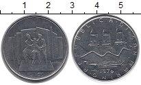 Изображение Монеты Сан-Марино 100 лир 1976 Сталь XF