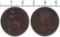 Изображение Монеты Великобритания 1/2 пенни 1896 Бронза VF