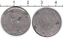 Изображение Монеты Турция 20 пар 1914 Никель XF