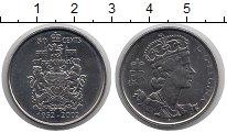 Изображение Монеты Канада 50 центов 2002 Никель UNC-