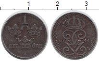 Изображение Монеты Швеция 1 эре 1944 Железо XF