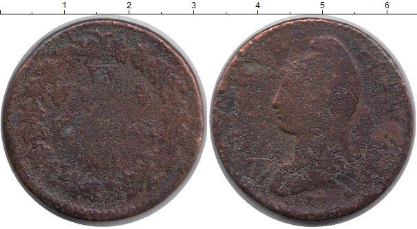 Картинка Монеты Франция 1 десим Бронза 0