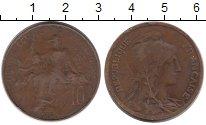 Изображение Монеты Франция 10 сентим 1916 Медь VF