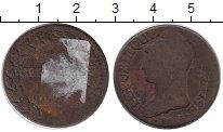 Изображение Монеты Франция 5 сантимов 0 Медь VF