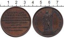 Изображение Монеты Франция Медаль 1817 Медь XF+