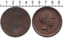 Изображение Монеты Франция Медаль 1829 Бронза VF-