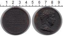 Изображение Монеты Франция Медаль 1826  VF Франсуа-Жозеф Тальма