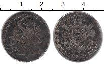 Изображение Монеты Нидерланды 1 эскалин 1752 Серебро VF