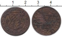 Изображение Монеты Льеж 1 лиард 1752 Медь VF