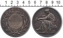 Изображение Монеты Франция медаль 0 Посеребрение XF