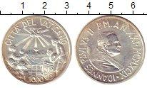 Изображение Монеты Ватикан 1000 лир 1999 Серебро XF