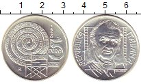 Изображение Монеты Италия 5 евро 2005 Серебро UNC