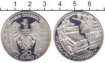 Изображение Монеты Австрия 20 евро 2003 Серебро Proof