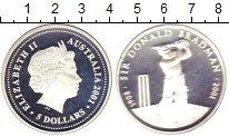 Изображение Монеты Австралия 5 долларов 2001 Серебро Proof