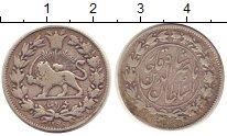 Изображение Монеты Иран 1 кран 1296 Серебро VF