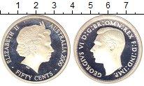 Изображение Монеты Австралия 50 центов 2000 Серебро Proof