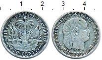 Изображение Монеты Гаити Гаити 1881 Серебро XF