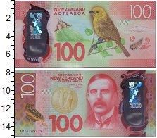 Изображение Банкноты Новая Зеландия 100 долларов 2016  UNC