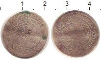 Изображение Монеты Австрия 3 крейцера 1707 Серебро VF