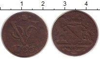 Изображение Монеты Нидерландская Индия 1 дюит 1766 Медь VF