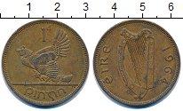 Изображение Монеты Ирландия 1 пенни 1964 Бронза VF