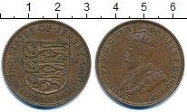 Изображение Монеты Остров Джерси 1/12 шиллинга 1931 Бронза XF