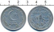 Изображение Монеты Пакистан 1 рупия 1948 Медно-никель XF