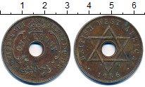 Изображение Монеты Западная Африка 1 пенни 1936 Медно-никель VF