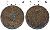 Изображение Монеты Ирландия Ирландия 1928 Бронза VF
