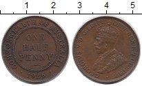 Изображение Монеты Австралия 1/2 пенни 1926 Бронза XF