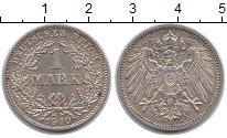 Изображение Монеты Германия 1 марка 1910 Серебро XF